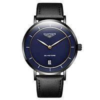 Часы Guanqin Black-Blue-Black GS19070 CL