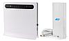 Стационарный 4G Wi-Fi роутер Huawei B593s-12 + Антенна 4G LTE MIMO 700-2600 мГц 8,8 dBi