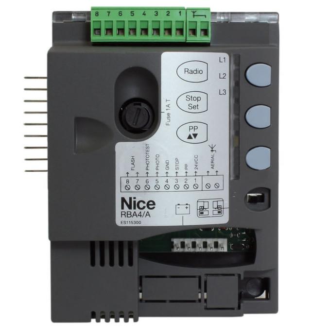 Встраиваемый блок управления NICE RBA4/A