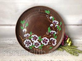 Настенное панно с ручной росписью Сакура