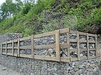 Устройство подпорных стен, фото 1
