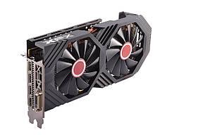 Видеокарта XFX GTS Radeon RX 580 8GB Black Ed (RX-580P8DBD6), фото 2