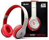 Наушники Monster Beats by Dr.Dre Solo 2 (S-460), красный