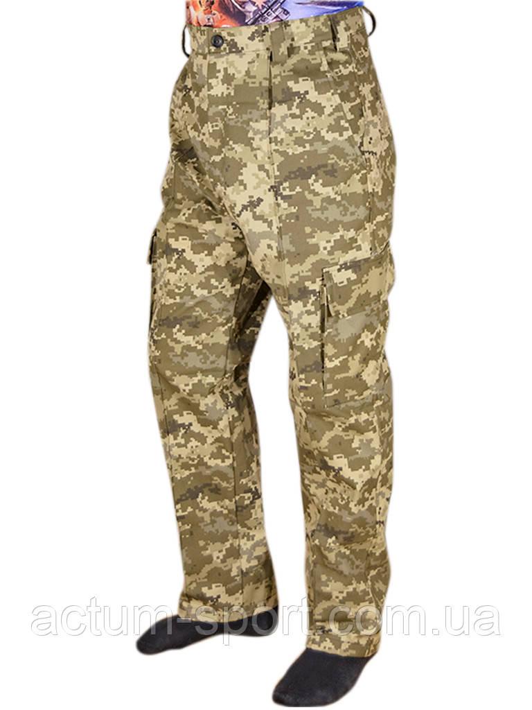 Штаны мужские для охоты и рыбалки Pixel камуфляж