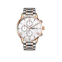 Часы Guanqin Gold-White-SilverGold GS19094 CS
