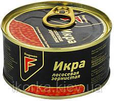 "Икра лососевая зернистая 130 г ТМ ""ФЛАГМАН"""