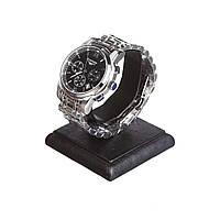 Часы Guanqin Silver-Black-Silver GS19018 CS