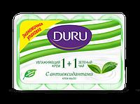 """Мыло """"Duru Soft Sensations"""" Зеленый чай 4 x 90 г"""