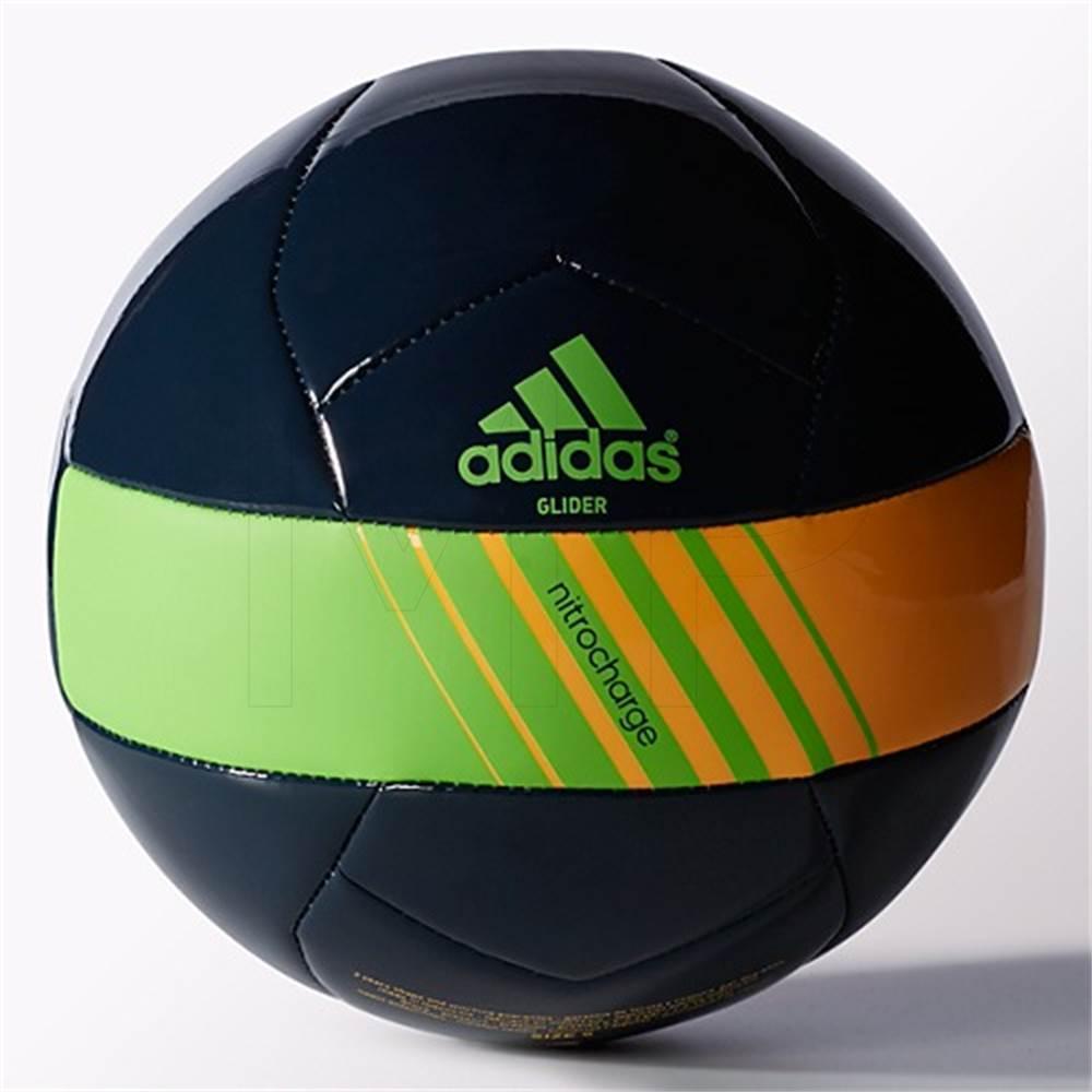Мяч футбольный adidas Nitrocharge Glider F94860