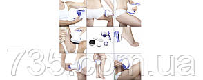 Ручной массажер Zenet ZET-715 для борьбы с целлюлитом, фото 2