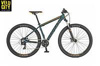 Велосипед SCOTT ASPECT 770 (2019) зелено-оранжевый, фото 1