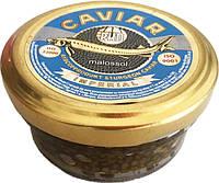 Черная икра 100 г (каспийский осётр), фото 1
