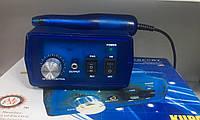 Фрезер Nail Drill BM - 1625 на 65 Вт - 35000об/мин. Синий