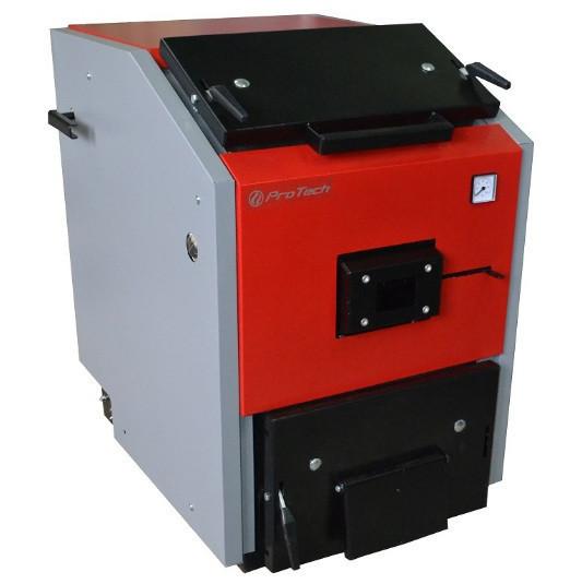 Универсальный твердотопливный котел длительно горения ProTech Экo-Long + (Протек Эко Лонг Плюс) 30 кВт