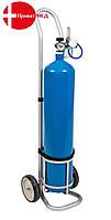 Балони кисневі з візком для транспортування 10 л, фото 1