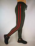 Женские трикотажные спортивные штаны, фото 2