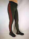 Женские трикотажные спортивные штаны, фото 4