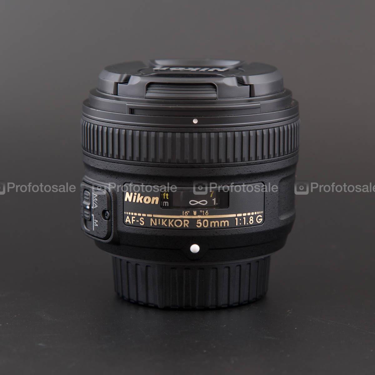 Nikon 50mm 1:1.8G