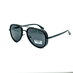 Солнцезащитные очки Matrix polarized черные
