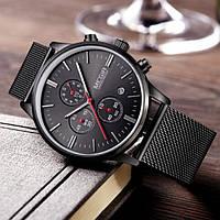 Часы Megir  Black, фото 1