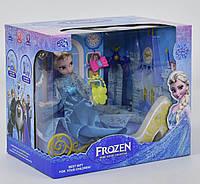 """Кукла Принцесса Эльза с мебелью из мультфильма """"Холодное сердце"""" Frozen"""
