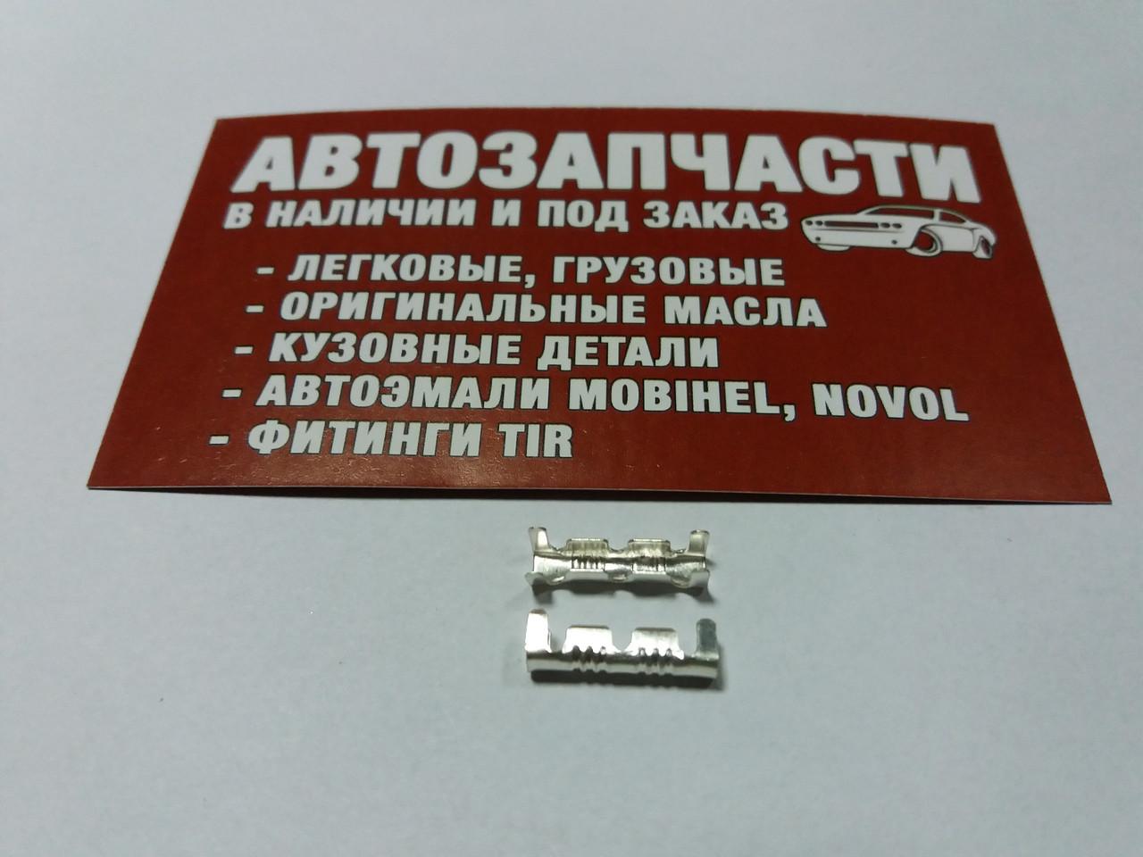 Соединитель провода 0.35 - 1.5 кв обжимной пр-во Турция