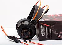 Игровая гарнитура SOMIC G925 (Черный/Оранж)