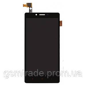 Дисплей Xiaomi Redmi Note 2 с тачскрином (Black)