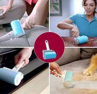 Валик  Sticky Buddy, силиконовый липкий валик Стики Бади для чистки одежды и уборки дома, фото 1