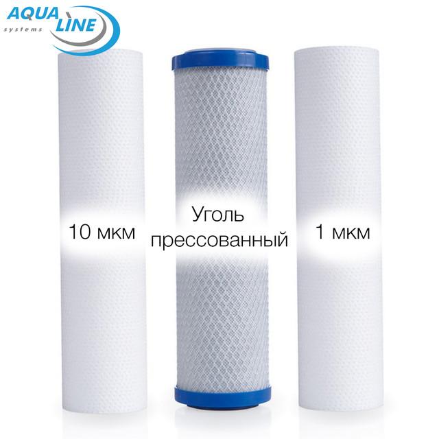 изображение фильтра для воды Aqualine Ro-5