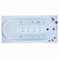 Гидромассажная ванна Devit COUNTRY 1800x900x680 Base, аэромассаж 18020125А