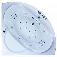 Гидромассажная ванна Devit FRESH Lux, аэромассаж, подсветка 15031121А