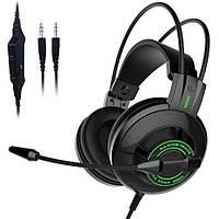 Игровая гарнитура SOMIC G925 (Черный/Зеленый)