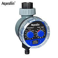 Aqualin 21025-A таймер полива шаровый клапан разъем для датчика дождя