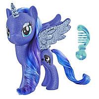 Фигурка Hasbro My Little Pony Пони Принцесса Луна с разноцветными волосами (E5892-E5963)