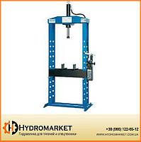 Пресс гидравлический напольный OMA 653B