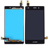 LCD экран+тачскрин Tina Huawei P8 Lite (ALE L21) ААА