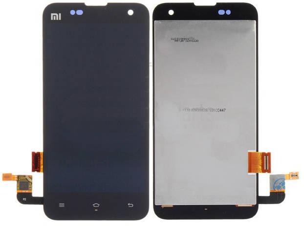 LCD экран+тачскрин Tina Xiaomi Redmi MI 2, MI 2S  AAA, фото 2