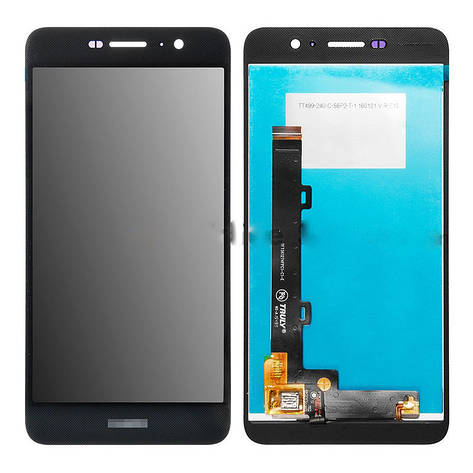 LCD экран+тачскрин Tina Huawei Ascend Y6 II Cam-L21 Dual Sim, Honor 5A+ ААА, фото 2