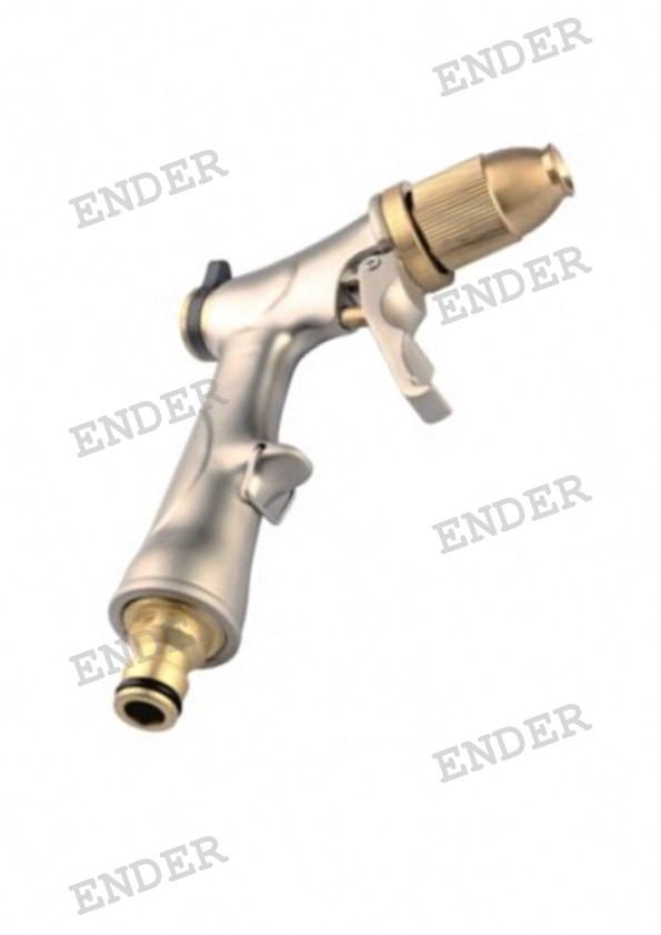 Пистолет для полива Ender с латунным адаптером