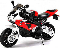 Детский мотоцикл на аккумуляторе BMW JT 528