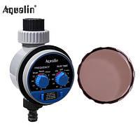 Aqualin 21026B таймер полива с цифровым управлением с защитной крышкой