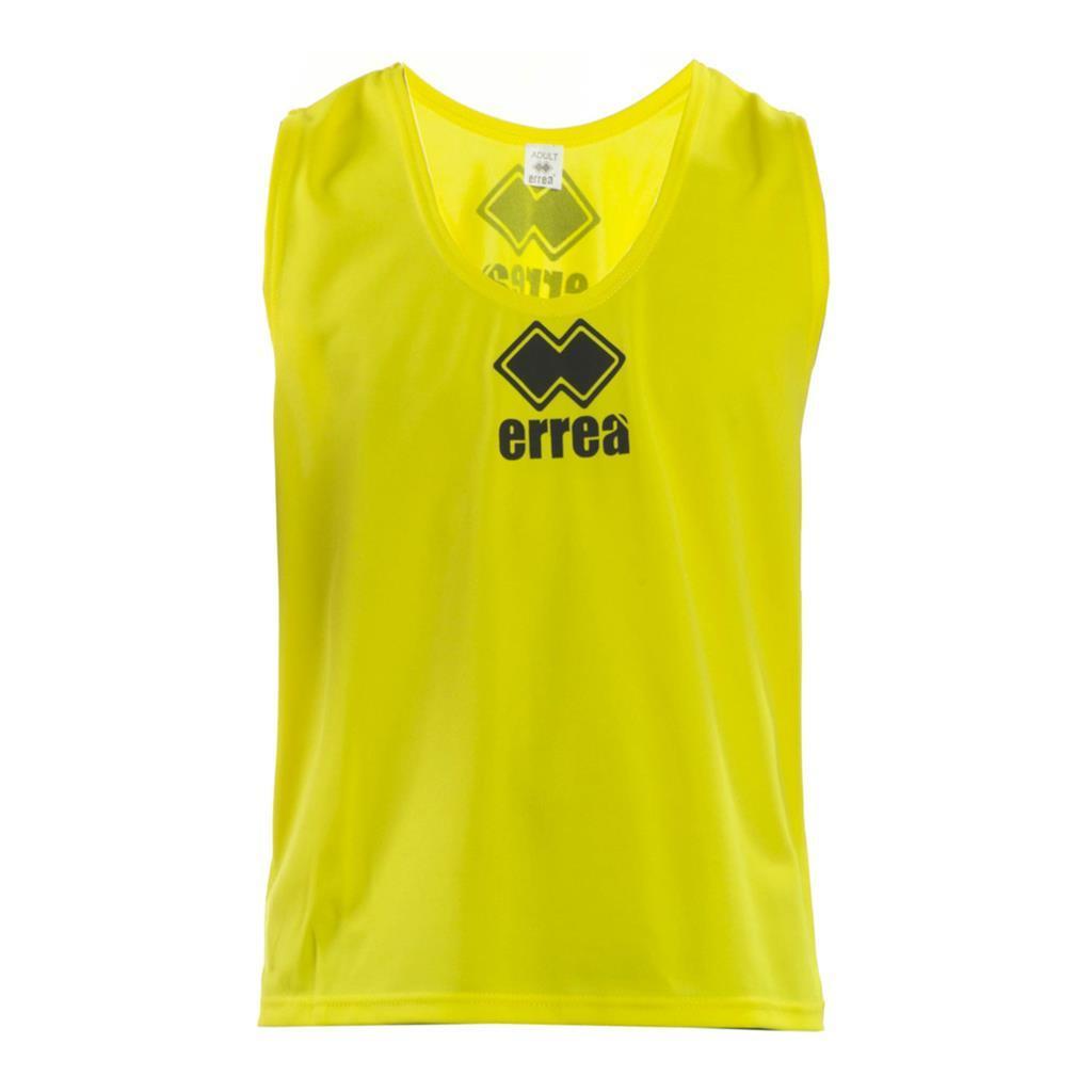 Манишка Errea BIB желтый/флуо (A980000331)