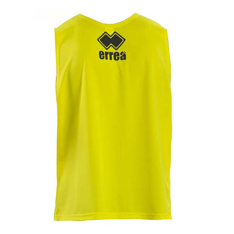 Манишка Errea BIB желтый/флуо (A980000331), фото 2