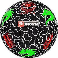 Мяч футбольный Monta Street Match