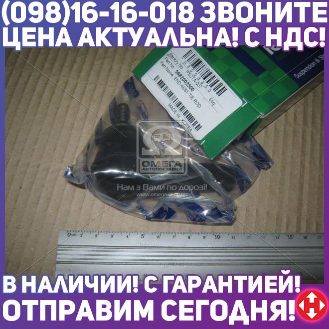⭐⭐⭐⭐⭐ Наконечник тяги рулевой ХЮНДАЙ ATOZ 98 (производство  PARTS-MALL)  PXCTA-007