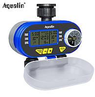 Aqualin 21060 таймер полива на 2 линии цифровое управление