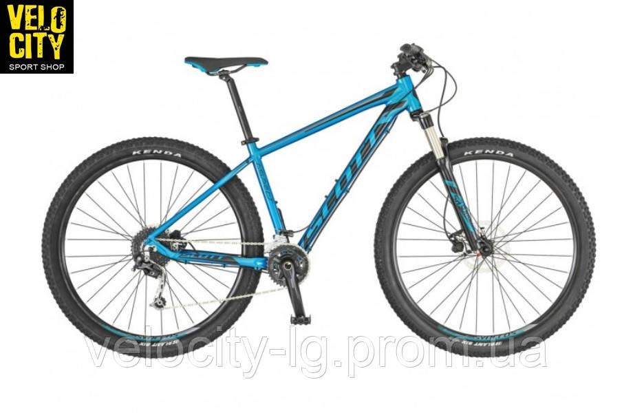 Велосипед SCOTT Aspect 930 сине-серый 2019, фото 1