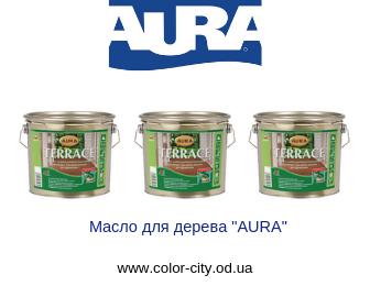 """Масло для дерева """"AURA"""""""