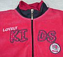 Костюм велюровый для девочки Lovely KİDS (Nicol, Польша), фото 4